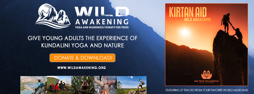 Click the image to donate and download Kirtan Aid: Wild Awakening