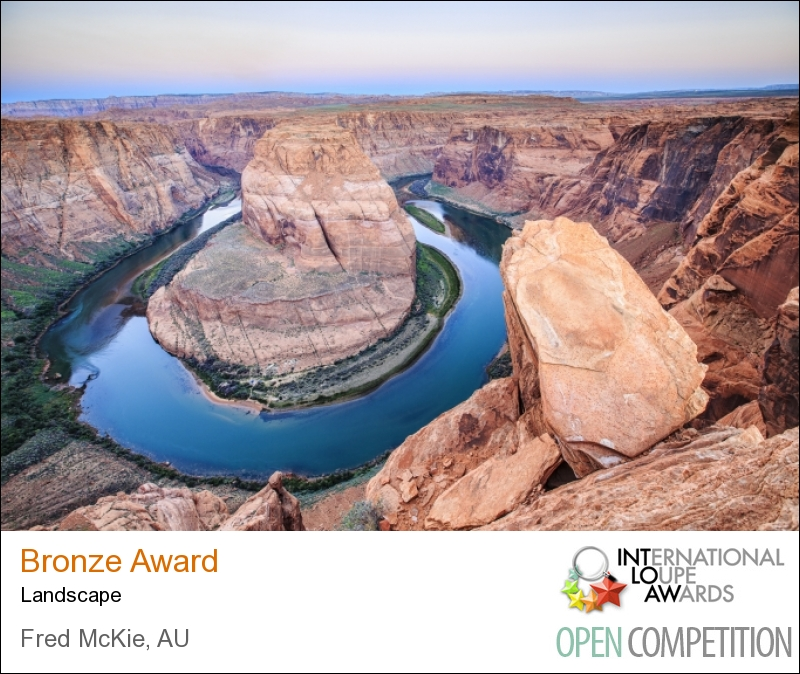 2013-International-Loupe-Awards-Open-Landscape-Brozne-Horseshoe-Bend-At-Dawn.jpg