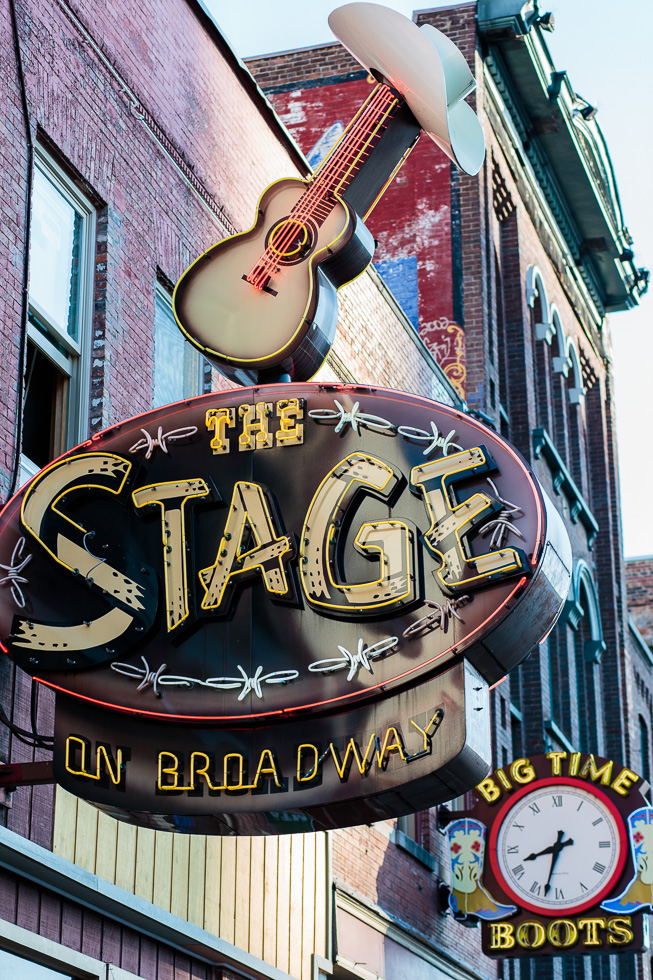 Destinations travel and tourism photography: The Stage on Broadw
