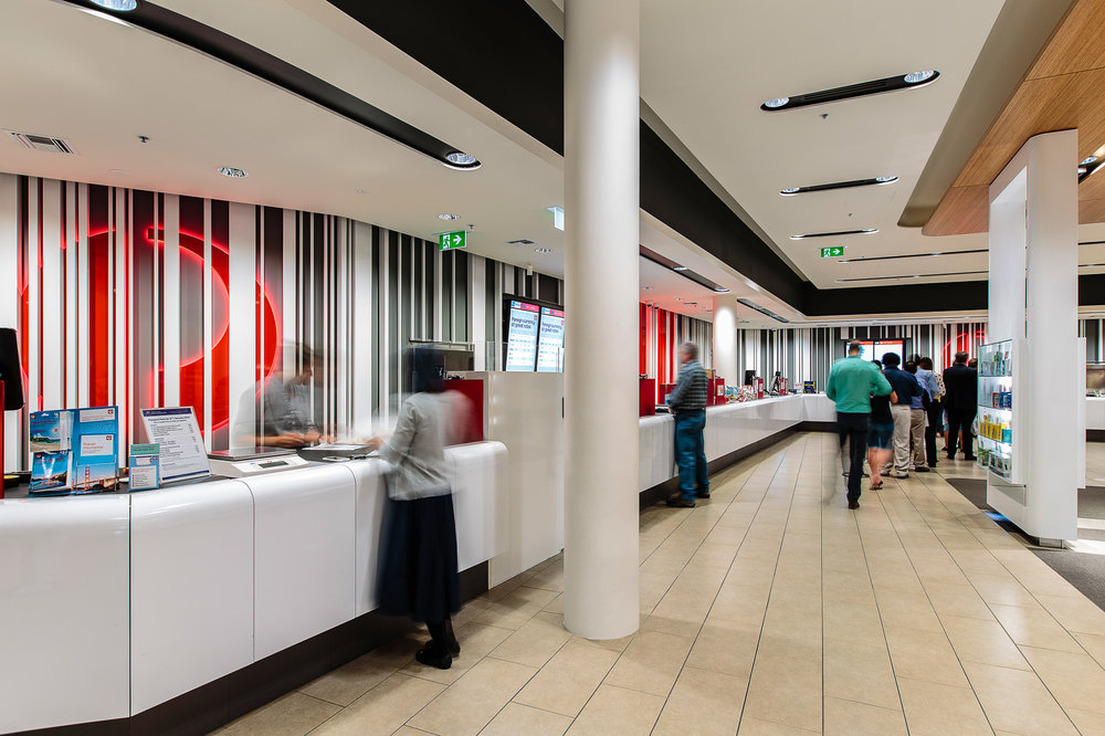 Brisbane GPO interior for lease-marketing campaign image library