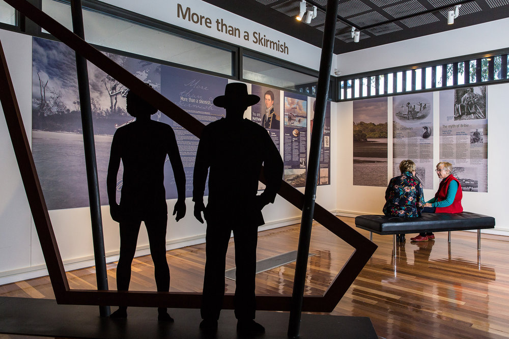 Lifestyle photography at Bribie Island Seaside Museum for Moreto