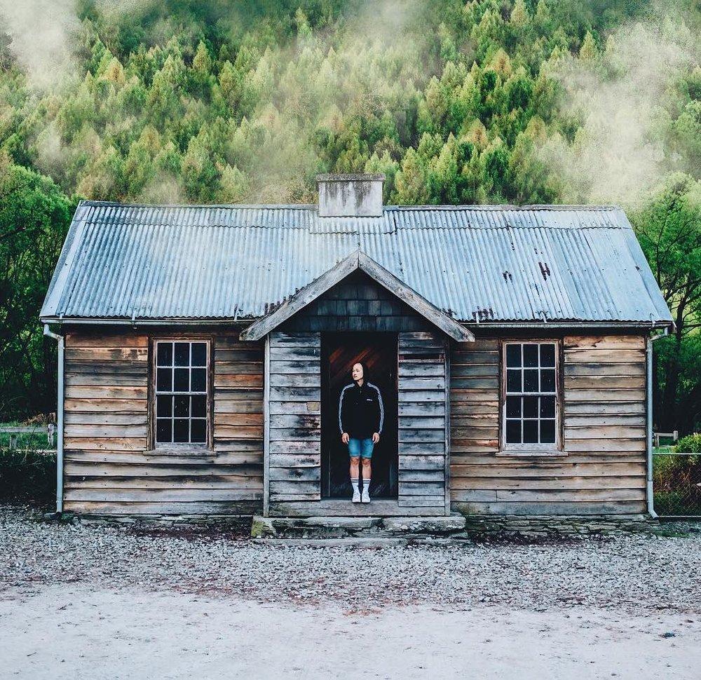 2017: Arrowtown, NZ