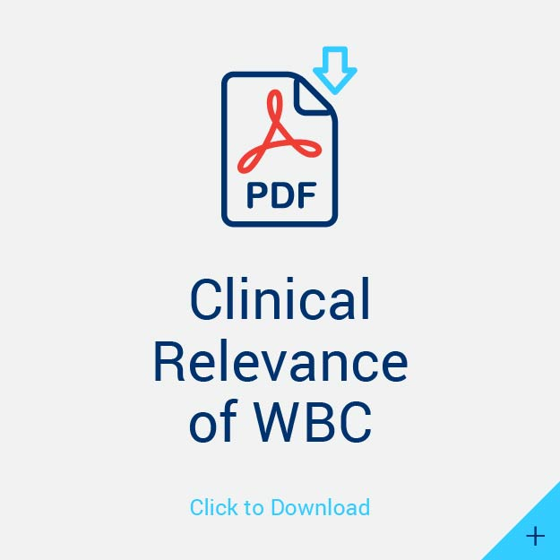 Clinical Relevance of WBC