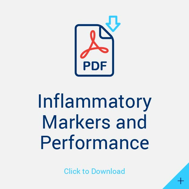 Inflammatory Markers and Performance
