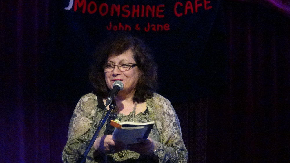 Poet and non-fiction historical writer  Josie DiSciascio-Andrews  reads from her latest poetry collection,  Jar of Fireflies  (Mosaic Press).