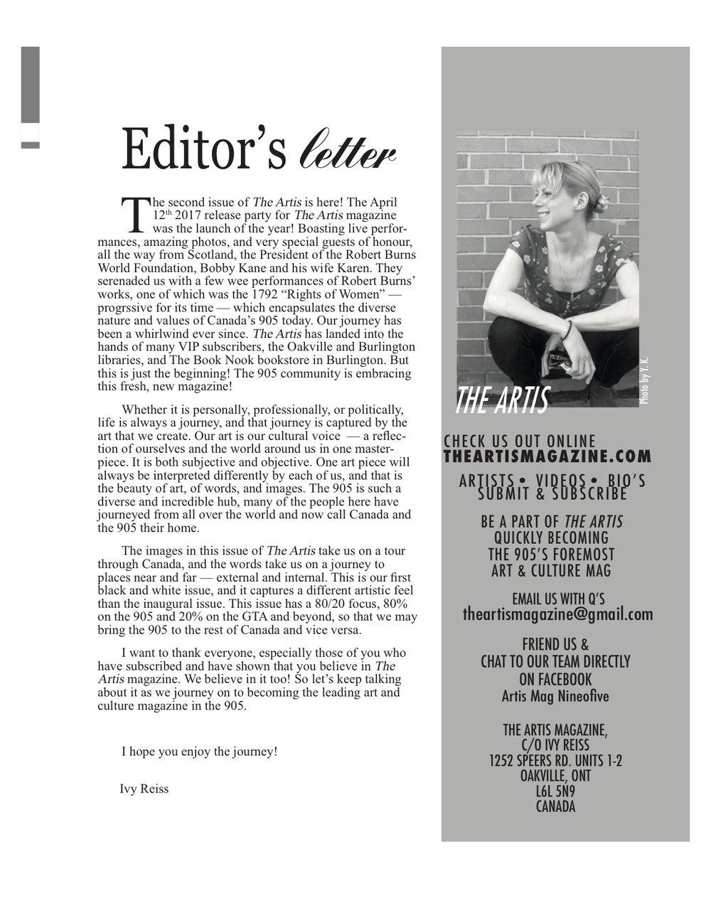 Artis 2 editors letter.jpg