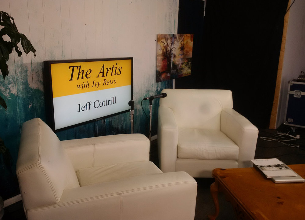 Picture yourself here - Because you are an artist. Because you have a passion. Because you care about our cultural arts.Send us your pitch here or email TheArtisMagazine@gmail.comPhoto: © Ivy Reiss