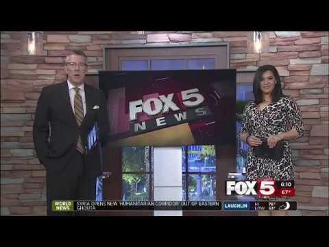 Technical Producer, KVVU FOX5 Las Vegas — Ryan Dunn: TV News Production