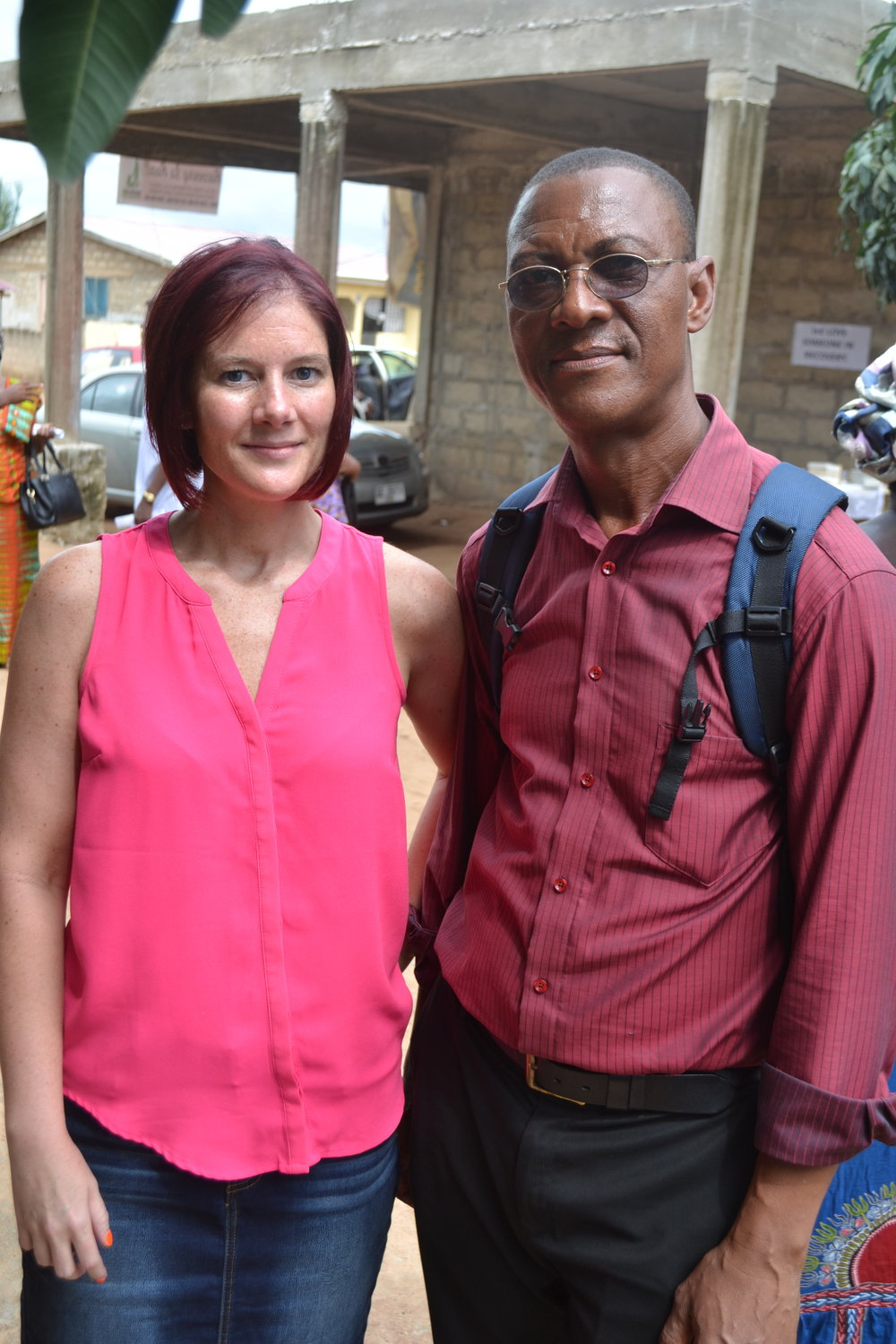 Amanda and Pastor Richard Armah 02.JPG