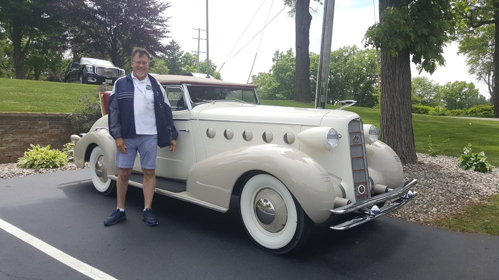 Duane Wesche at Experience Concours.jpg