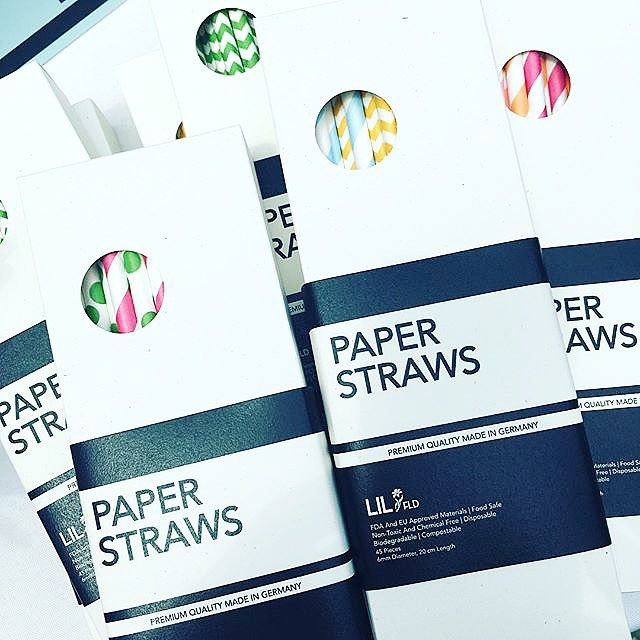 Eco straw packaging design by @thekreativelabhk  #littlegreensteps #livemoreconsciously #gitnbasia