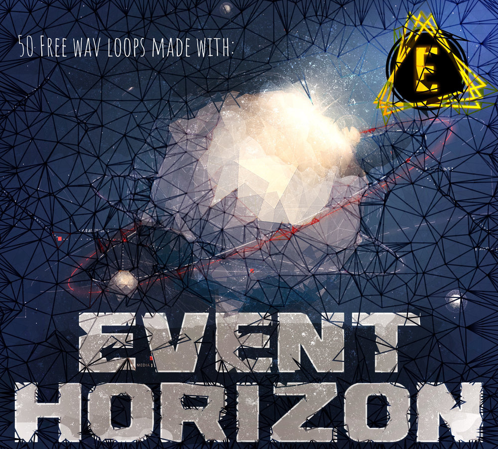 Event Horizon Loops - TEMPO: 128bpmGENRES: EDM, Bass Music, Progressive House, Chilled Abstract Electronica, Electro House, etc.These WAV loops are made with the original patches inside my