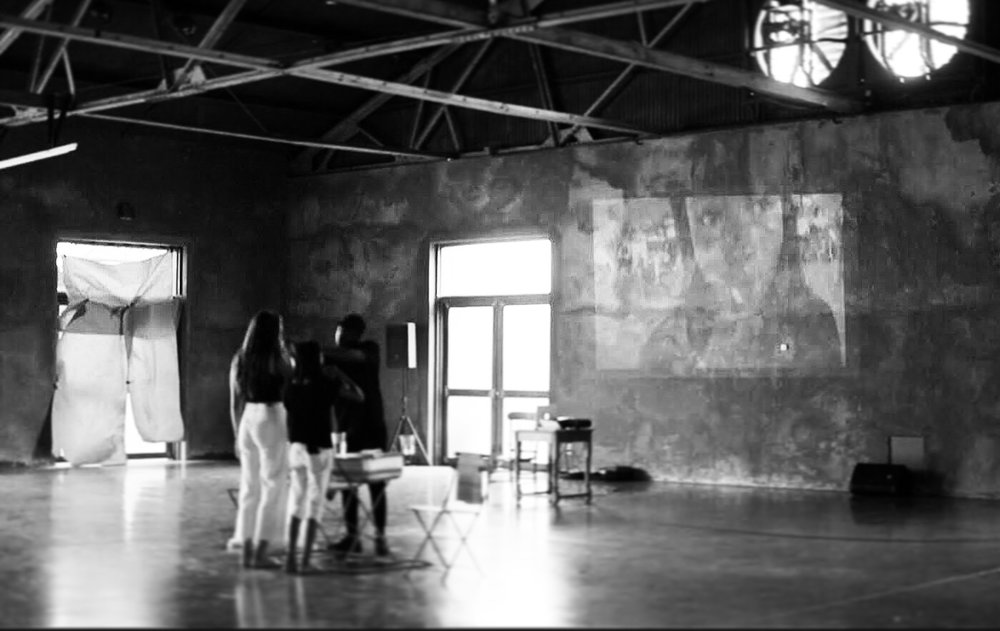 Just Now Performance Shot, 2017 - Lilleth Glimcher.JPG