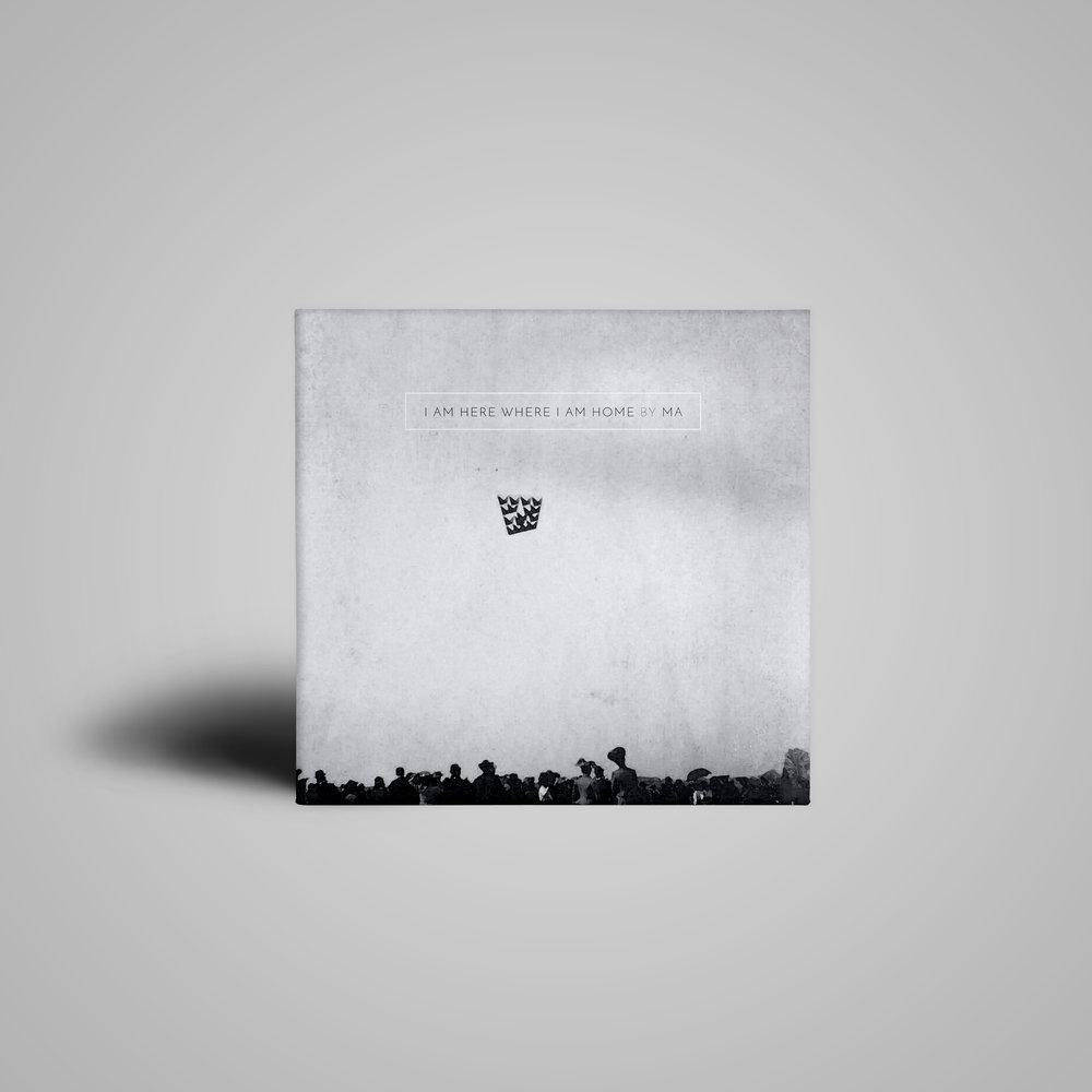 Digital album cover for  MA .  2017 .