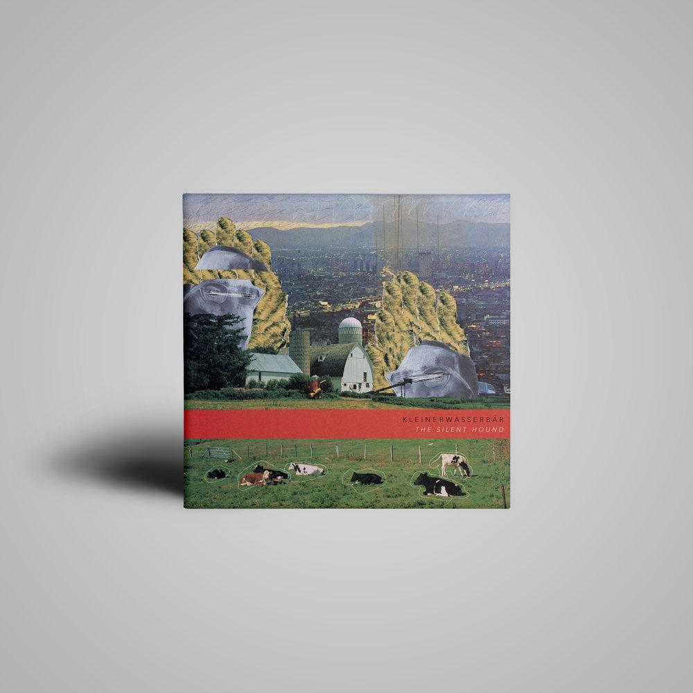 Digital album cover (A) for  Kleinerwasserbär .  2015 .