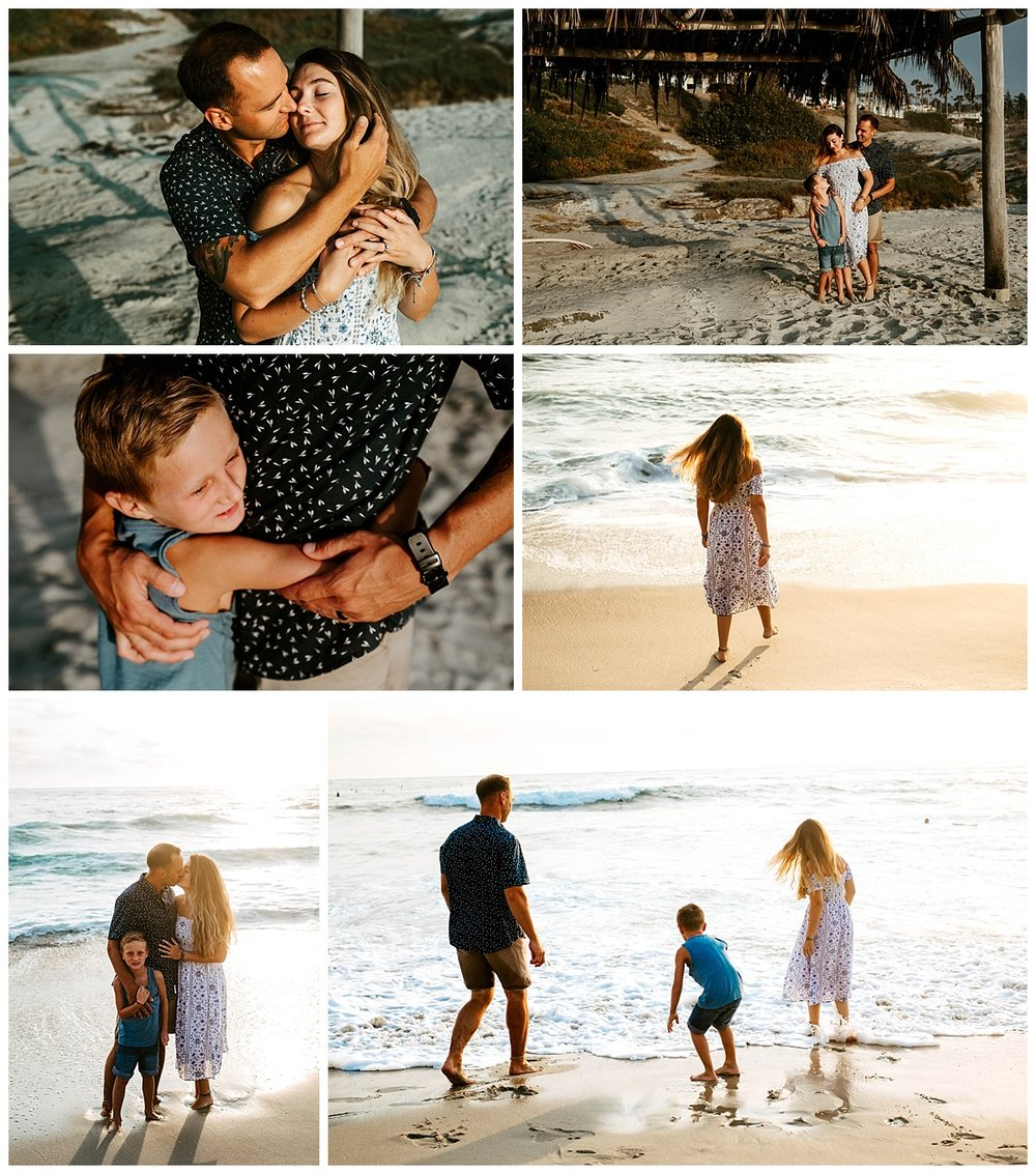 marine corps family session