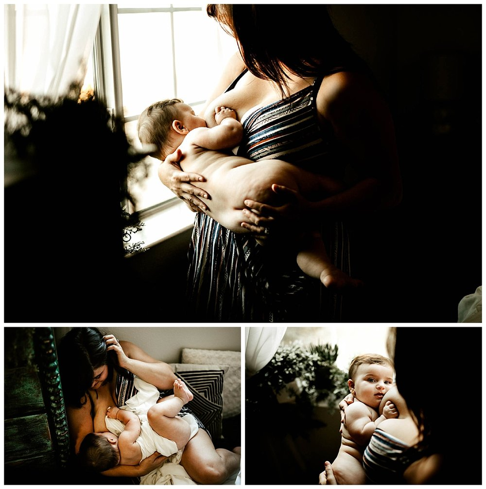 breastfeeding photos