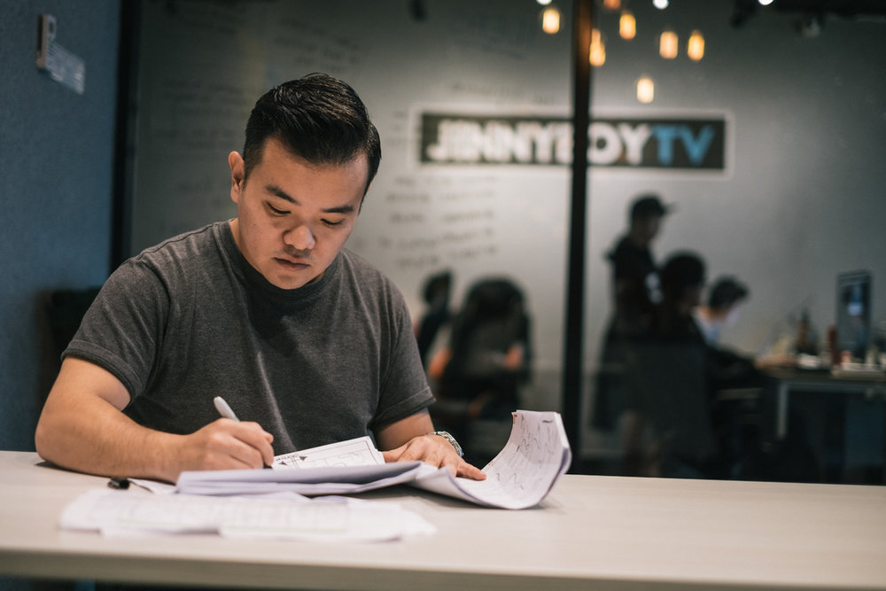 Reuben Kang | Behind half the success of JinnyboyTV