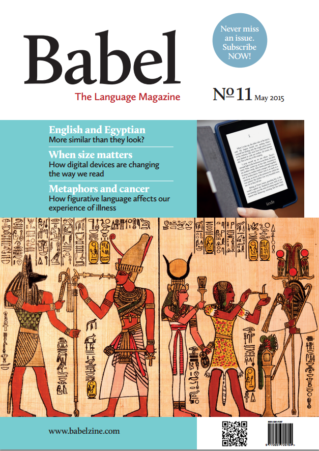 Babel: The Language Magazine