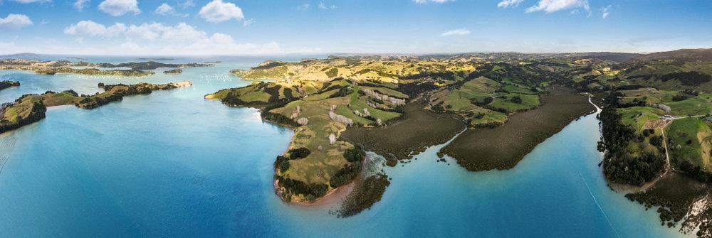 Auckland aerial drone photographer
