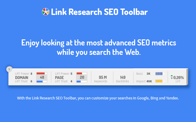 Link Research Tool | Google Chrome Extensions For SEO