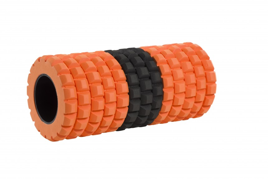 """Ruller använder vi inte i träningen men den är superskön efter när man vi """"bearbeta"""" trötta muskler."""