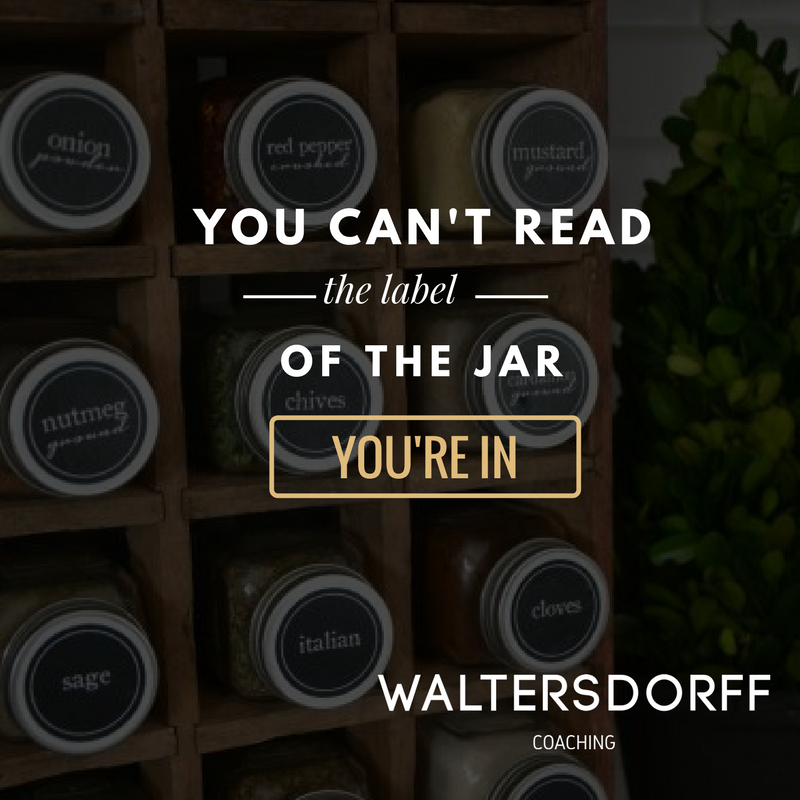 You can't read the label of the jar you're in.png