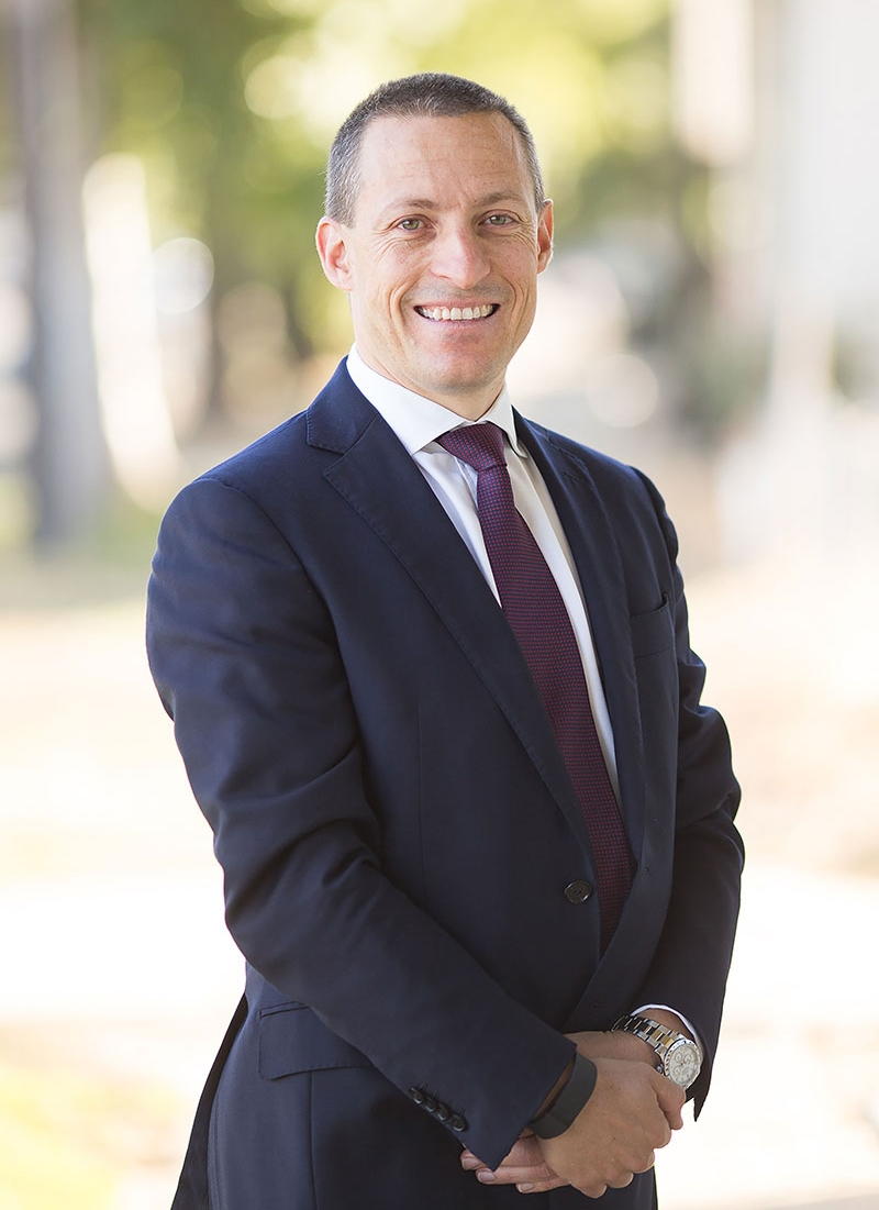 Grant Cairns, Executive General Manager, Regional and Agribusiness Banking