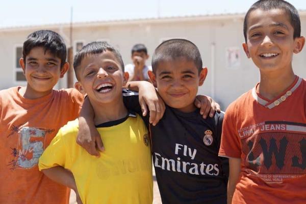 Photo:War Child UK,Iraq - 2015