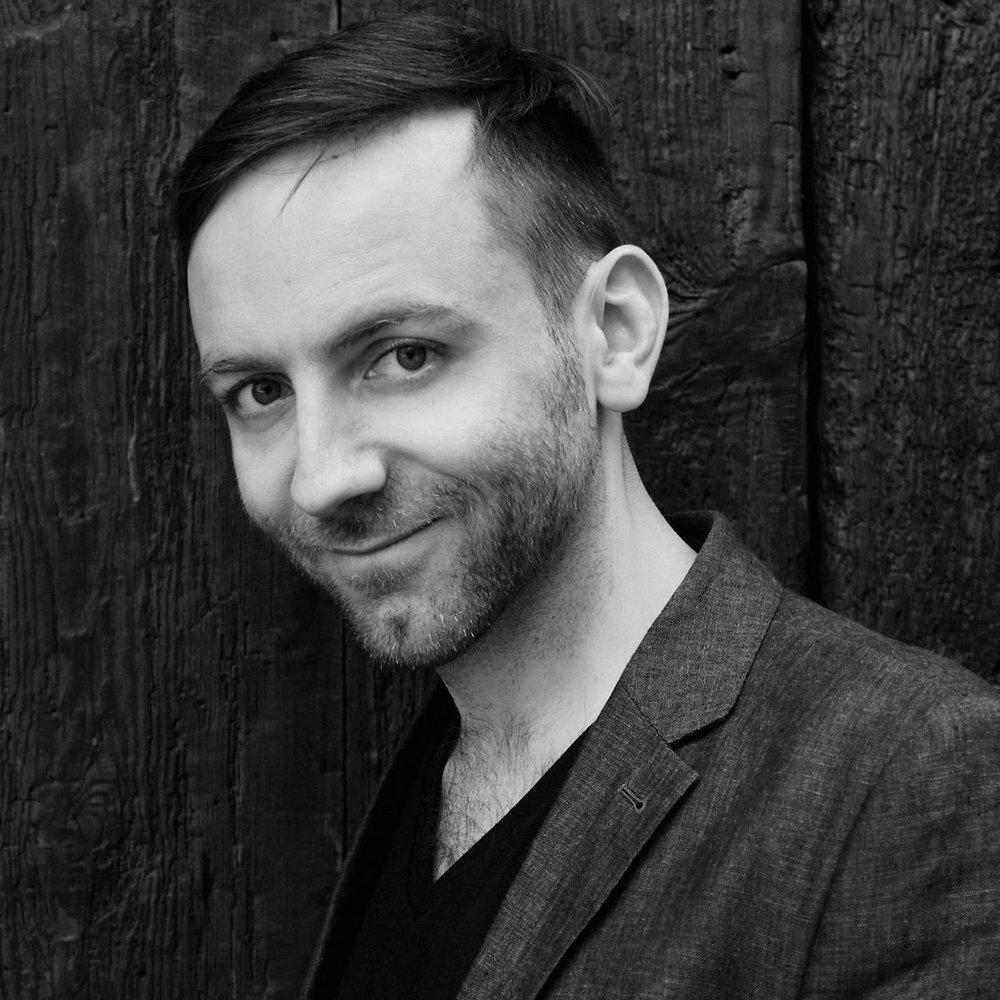 Tom Hayton ,  Global Creative Director,  Techfugees