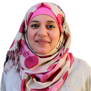 Rana AlQrinawi,    Product Development/women's Inclusivity Manager,  Gaza Sky Geeks