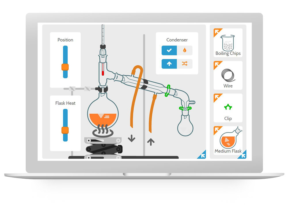 Engaging online pre-lab activities that will ensure your students are prepared when they get to the lab, enabling the most effective use of lab time