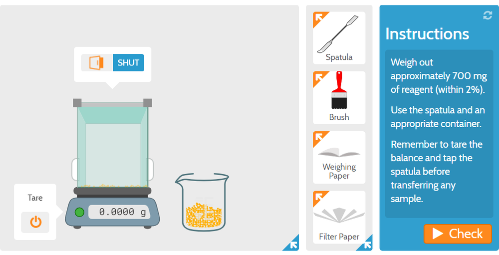 analytical balance learning science screenshot.png