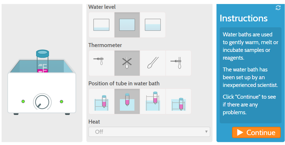 waterbath Learning Science screenshot.png
