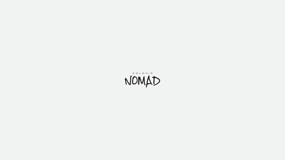 Colonia NOMAD  Smart building toy concept's logo