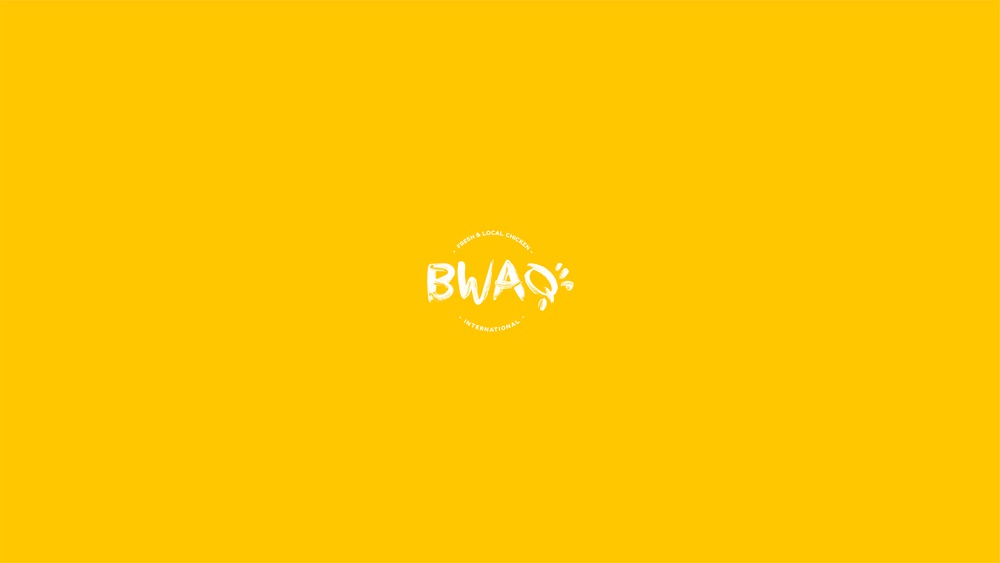 BWAQ  Social model's logo for Malawi restaurant chain