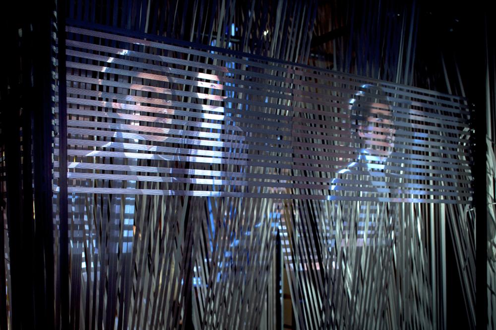 Image: Erika Tan - The 'Forgotten' Weaver (2017). Installation view, Diaspora Pavilion, 57th Venice Biennale.
