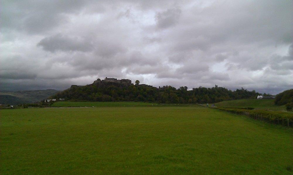 Back Walk Woodland, Stirling Castle