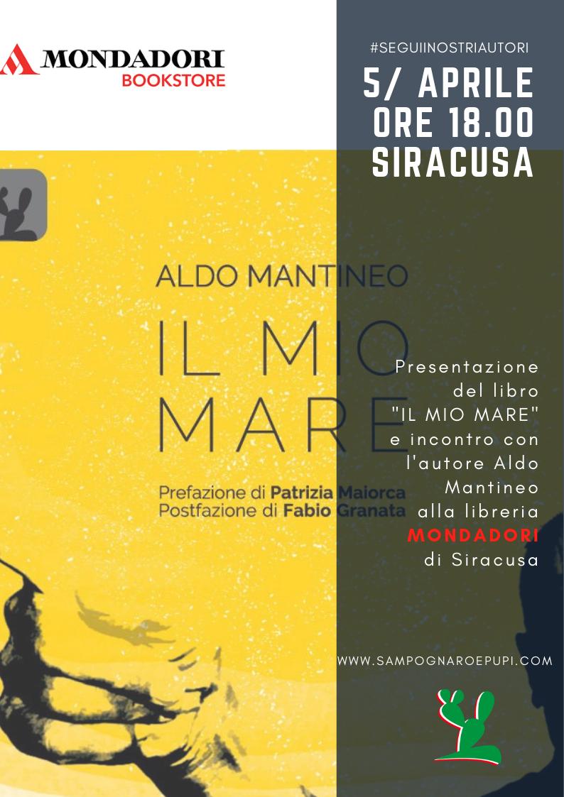 Il mio mare di Aldo Mantineo