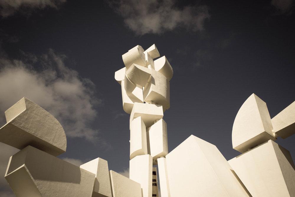Monumento del Campesino (Manrique)