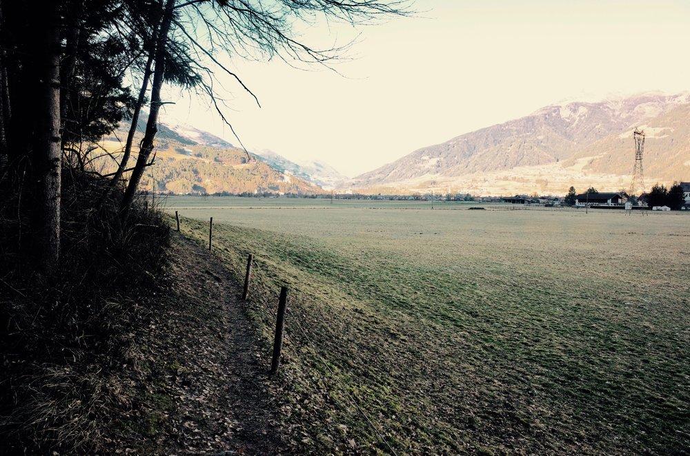 Lienzer Talboden zwischen Tristach und Amlach