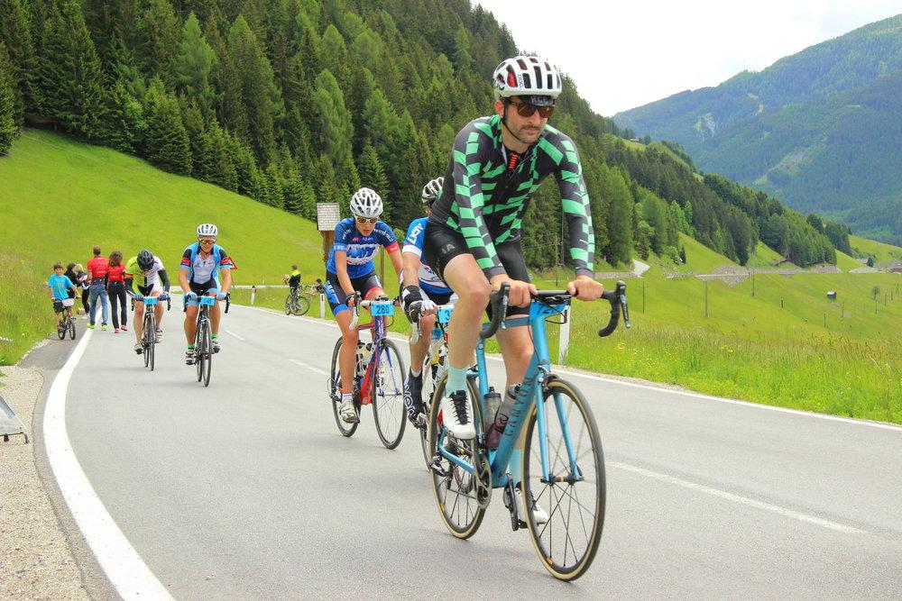 Dolomitenradrundfahrt 2016 (Foto: Sportograf)