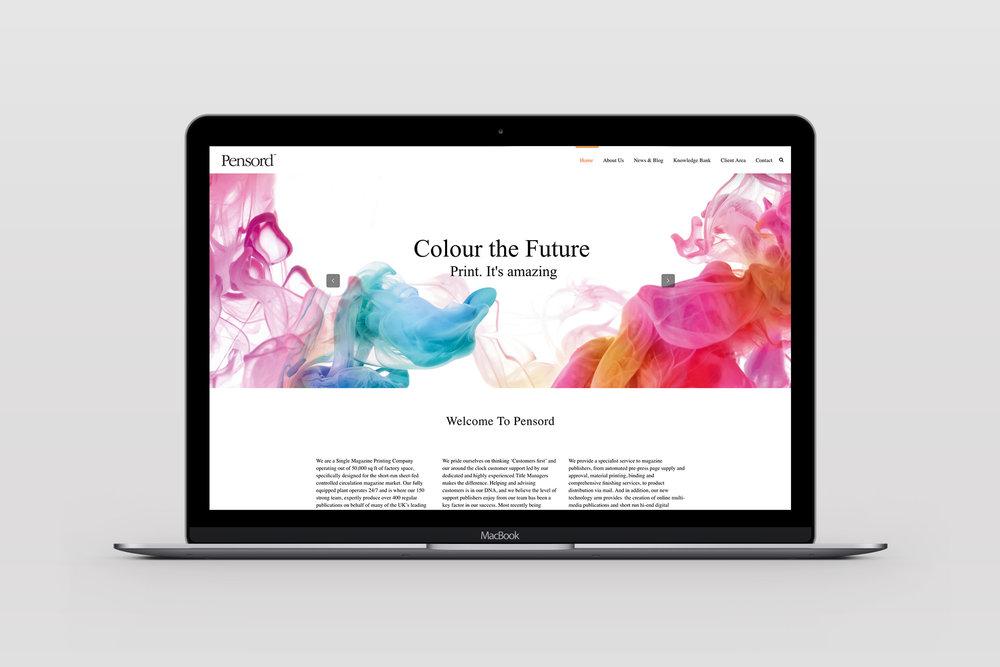 Website design / website build