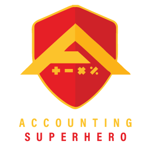 Accounting Superhero