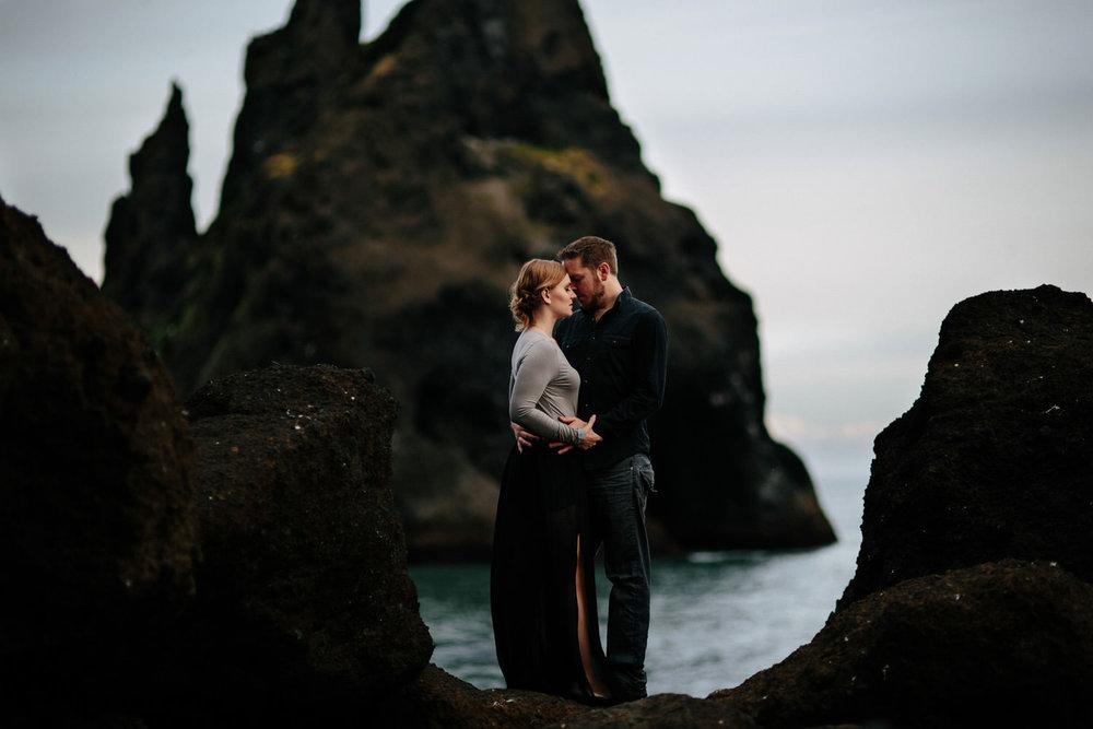Foto: Åsmund Holien Mo -   Bryllup på Island