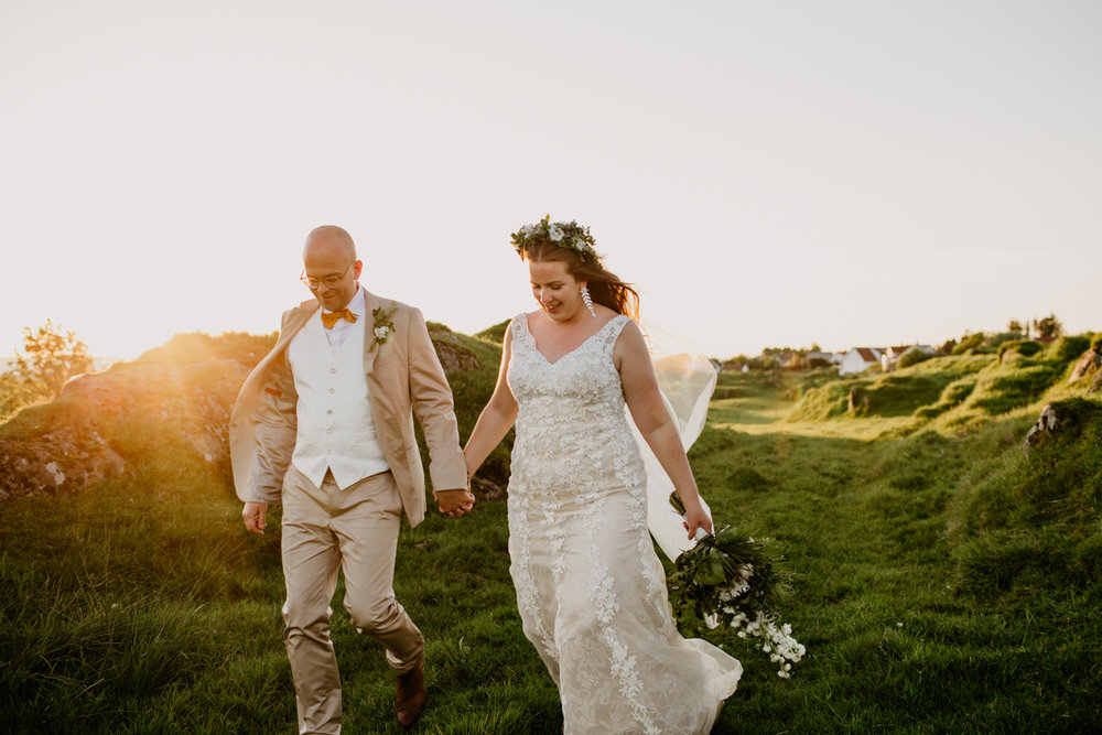 bryllup-solnedgang