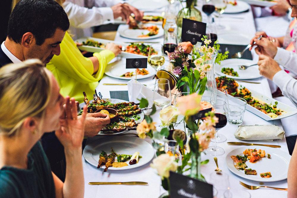 Eller hva med en sharing-meny? Foto:  Eirik Halvorsen
