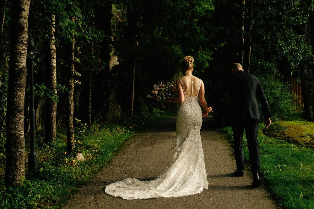 Bryllupsportretter Engø Gård