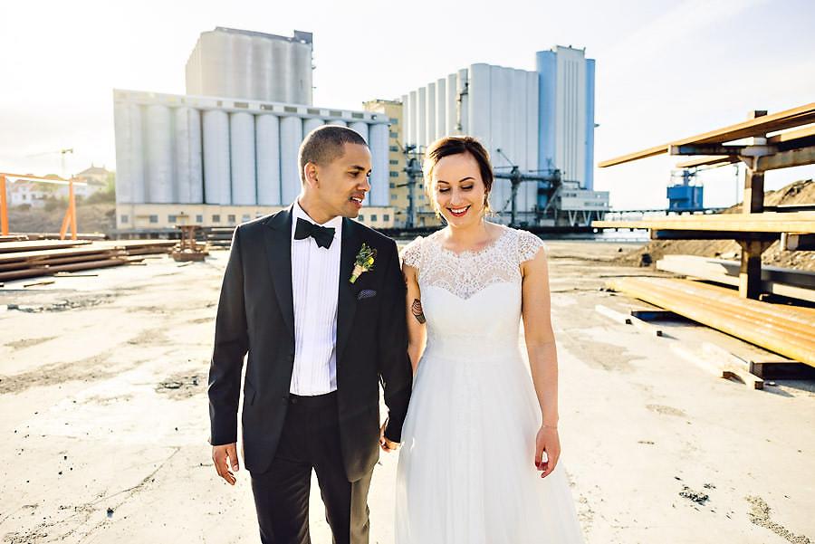 brudepar i stavanger