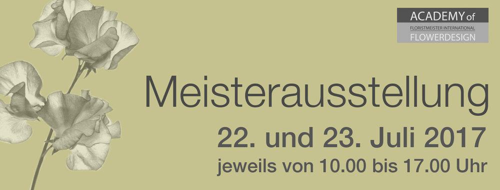 AoF_Ausstellung_Meisterarbeiten_ 2017